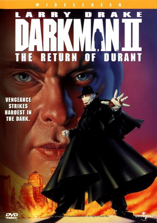 Человек тьмы 2. Возвращение Дюранта (1995)