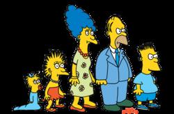 Происхождение Симпсонов