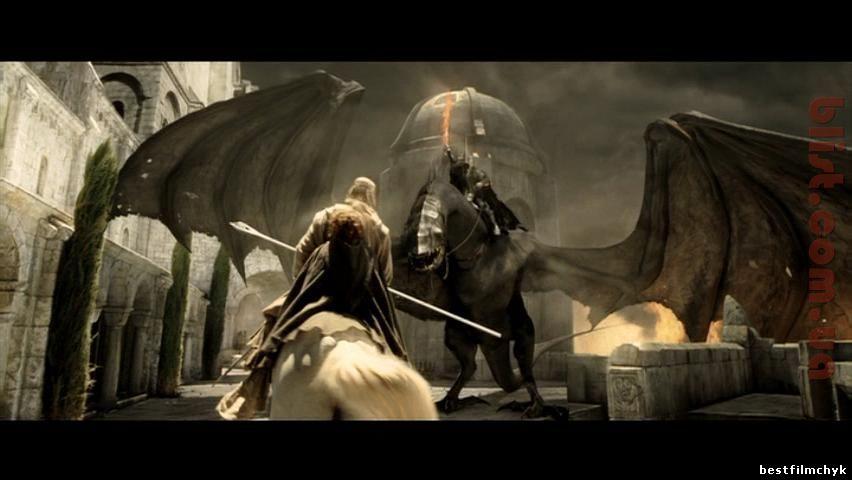 Гендальф из Пиппин встречают короля-призрака